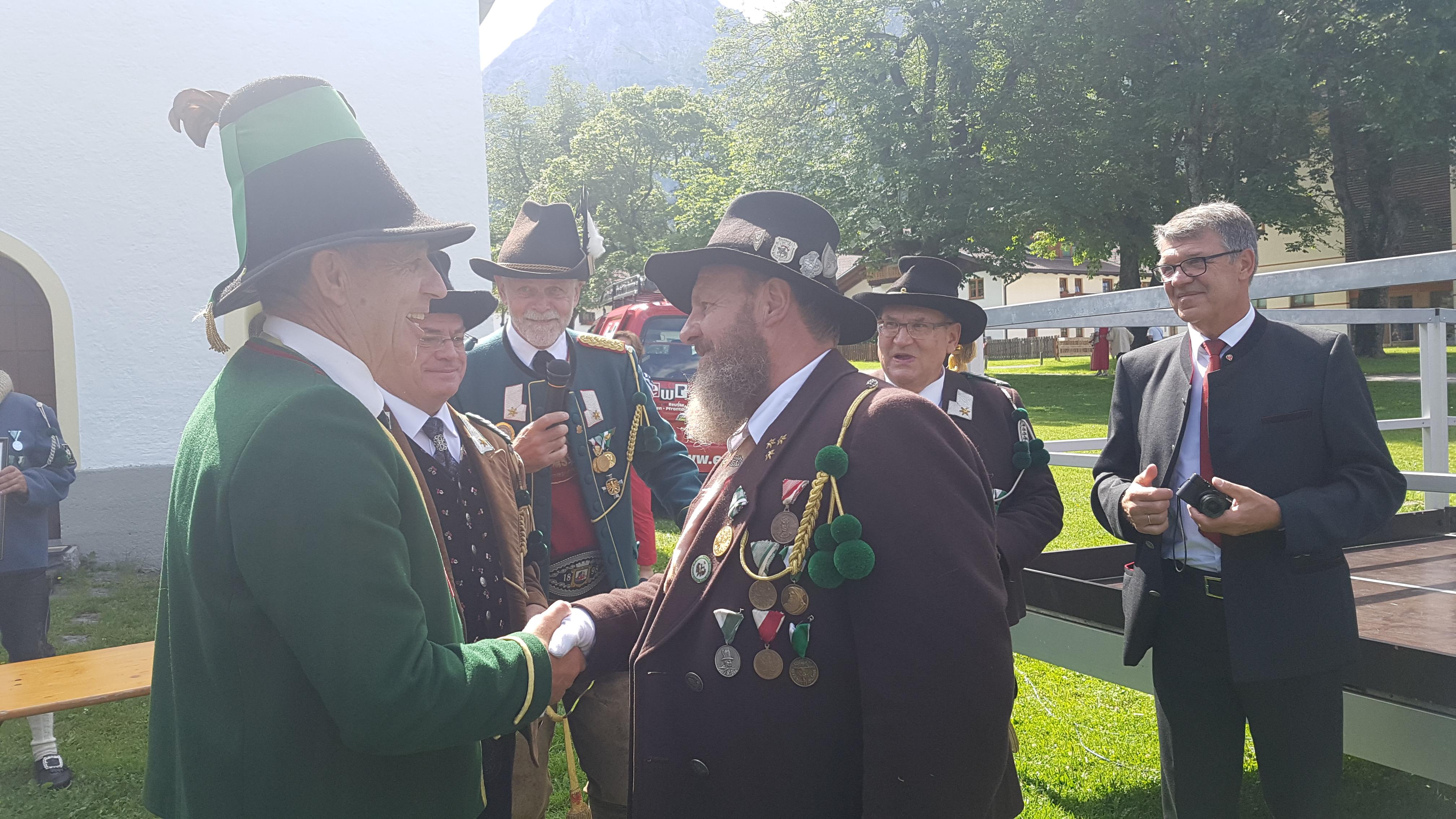 Schützenkompanie Lechaschau